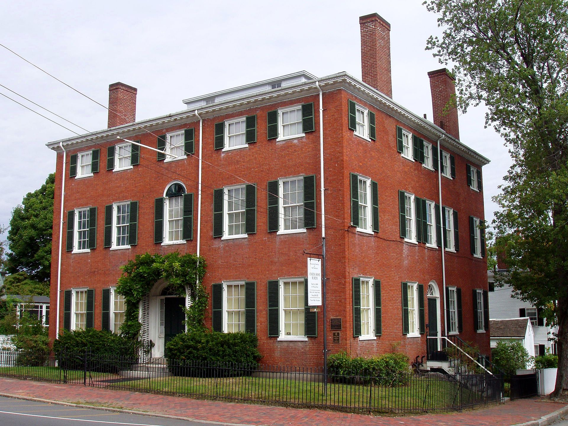 The Cushing House Museum