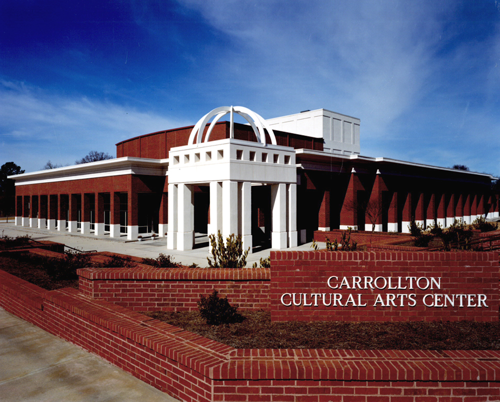 Exterior of the CCAC