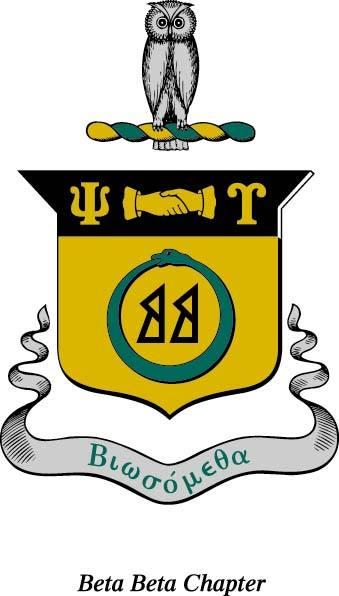 Psi Upsilon Chapter Symbol