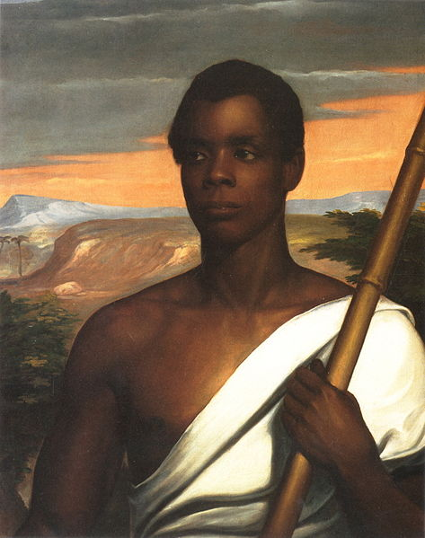 Joseph Cinque (Sengbe Pieh), leader of the revolt