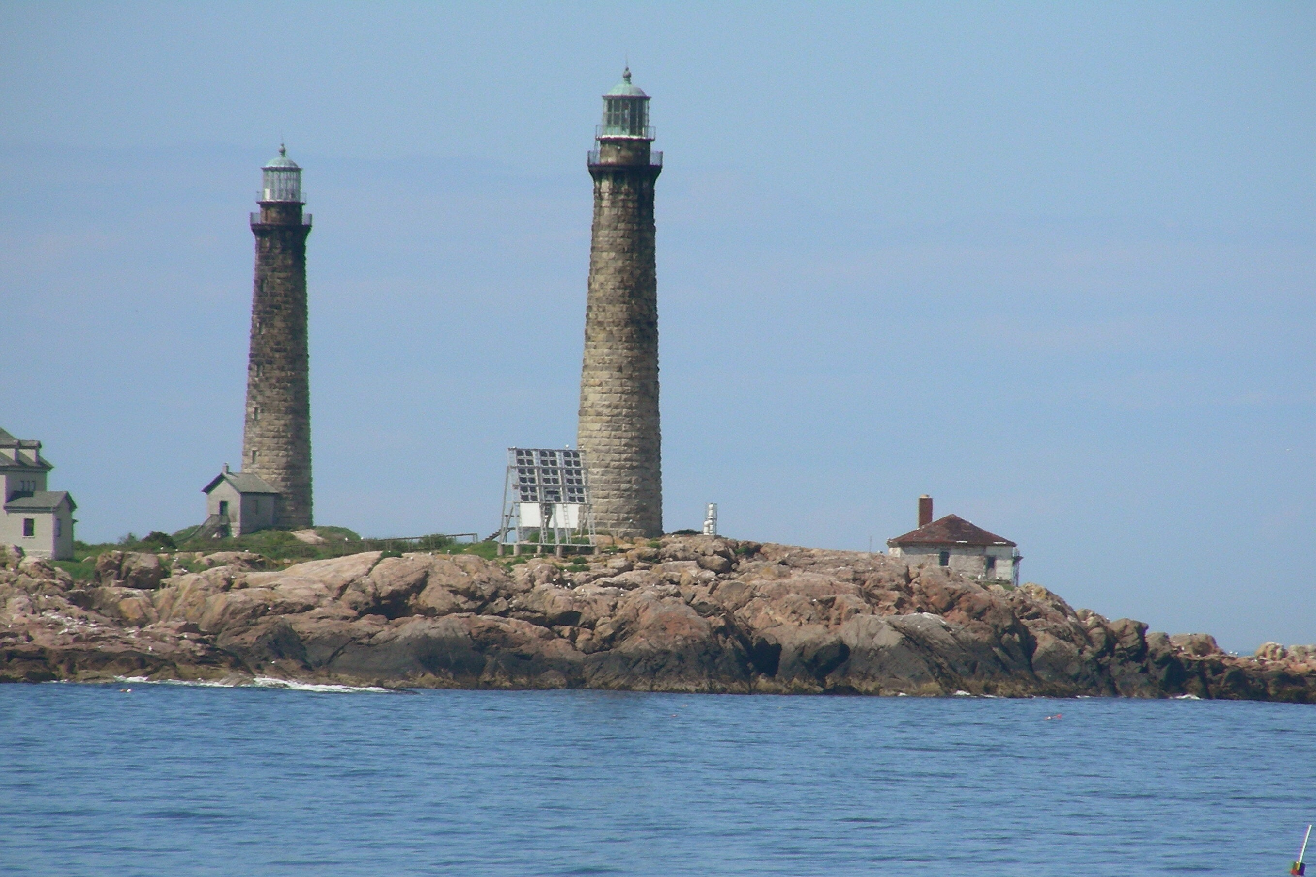 The Cape Ann Light Station