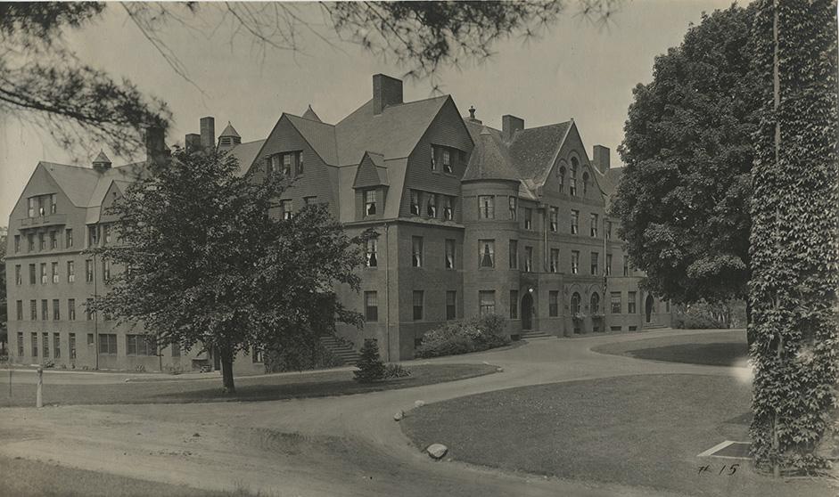 Draper Hall, 1930s