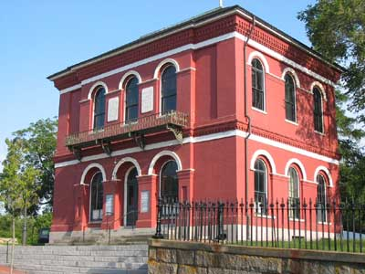 The Coast Guard Heritage Museum