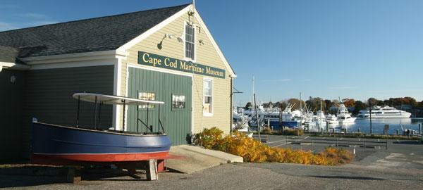 The Cape Cod Maritime Museum
