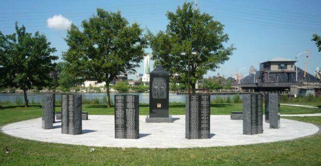 The Connecticut Twenty-Ninth Colored Regiment, C. V. Infantry Memorial