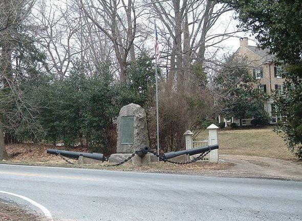 Battle of Cooch's Bridge Memorial