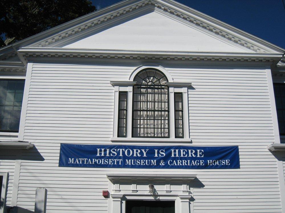 The Mattapoisett Historical Society