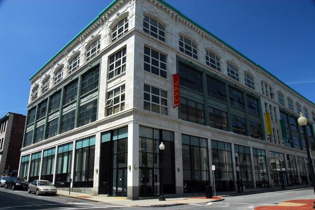 UMass Dartmouth Art Gallery in New Bedford