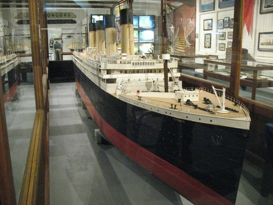 The Titanic model