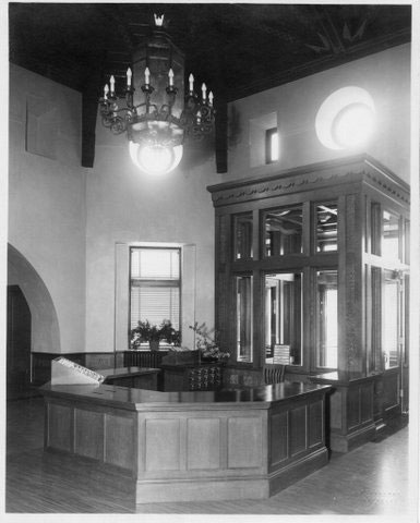 North Branch Lobby (1936)