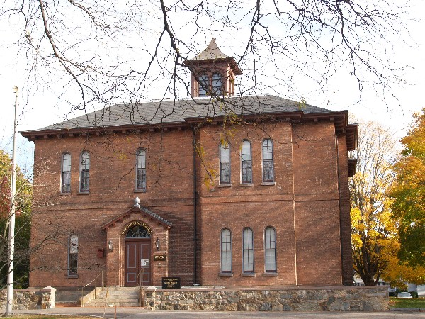 The Old Colony Historical Society