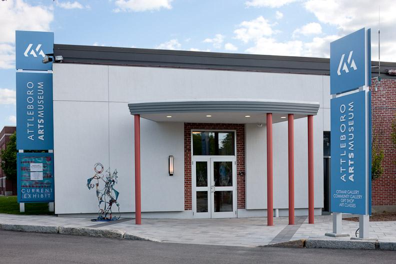 The Attleboro Arts Museum