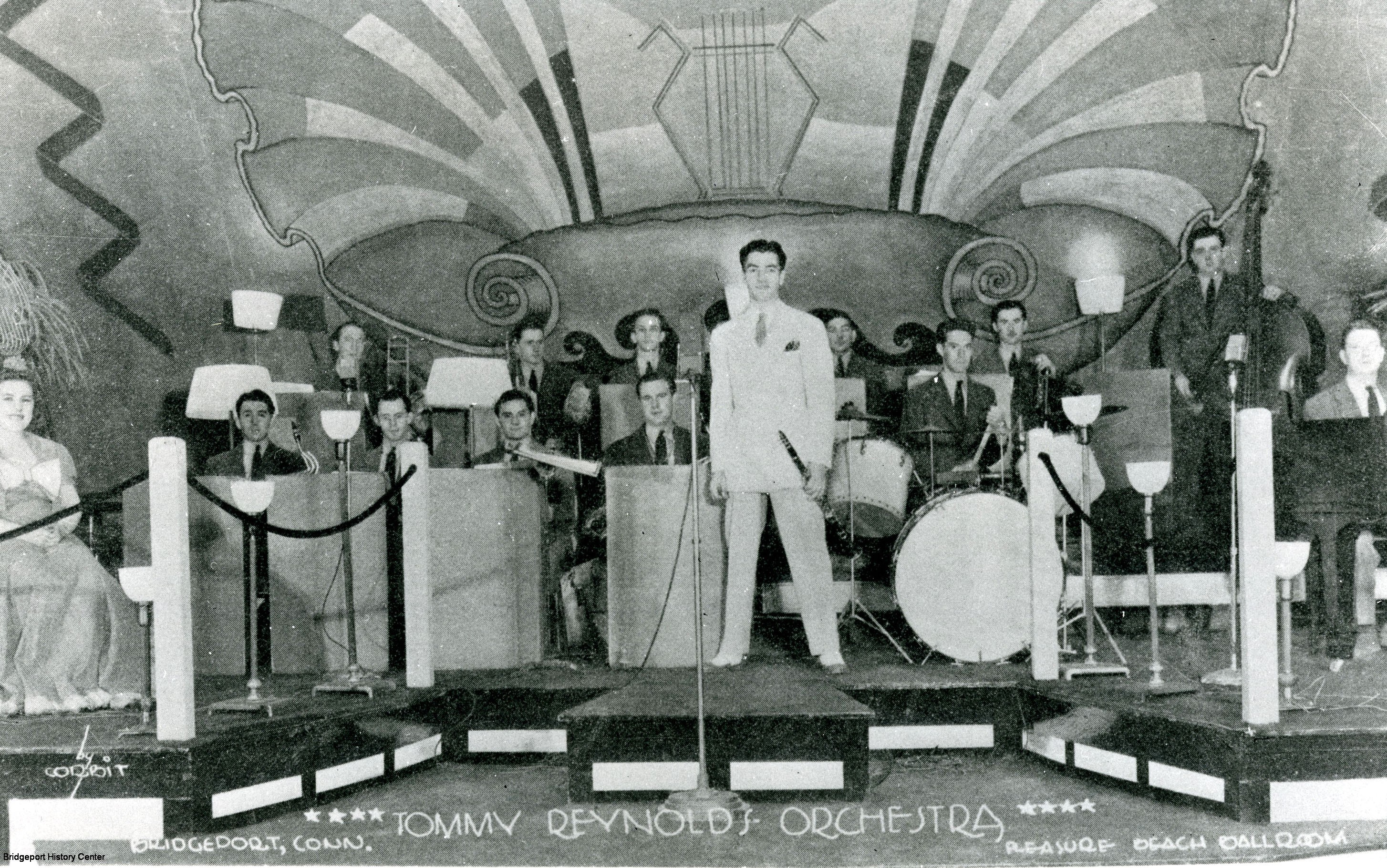 Tommy Reynolds Orhestra, Pleasure Beach Ballroom 1930-1940