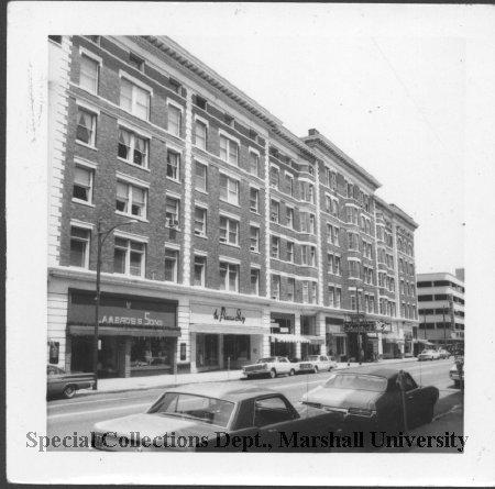 The Princess Shop at its second location, circa 1970s