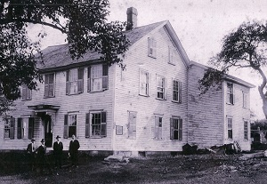Homestead - June 30, 1919, the day of purchase by the N.G. Homestead association.