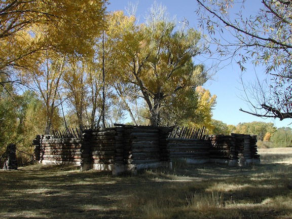 Pike's Stockade