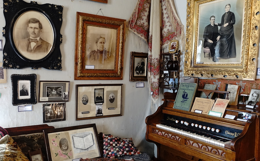 Exhibits - Saguache County Museum
