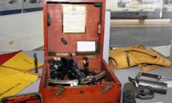 Great Lakes Naval Museum display