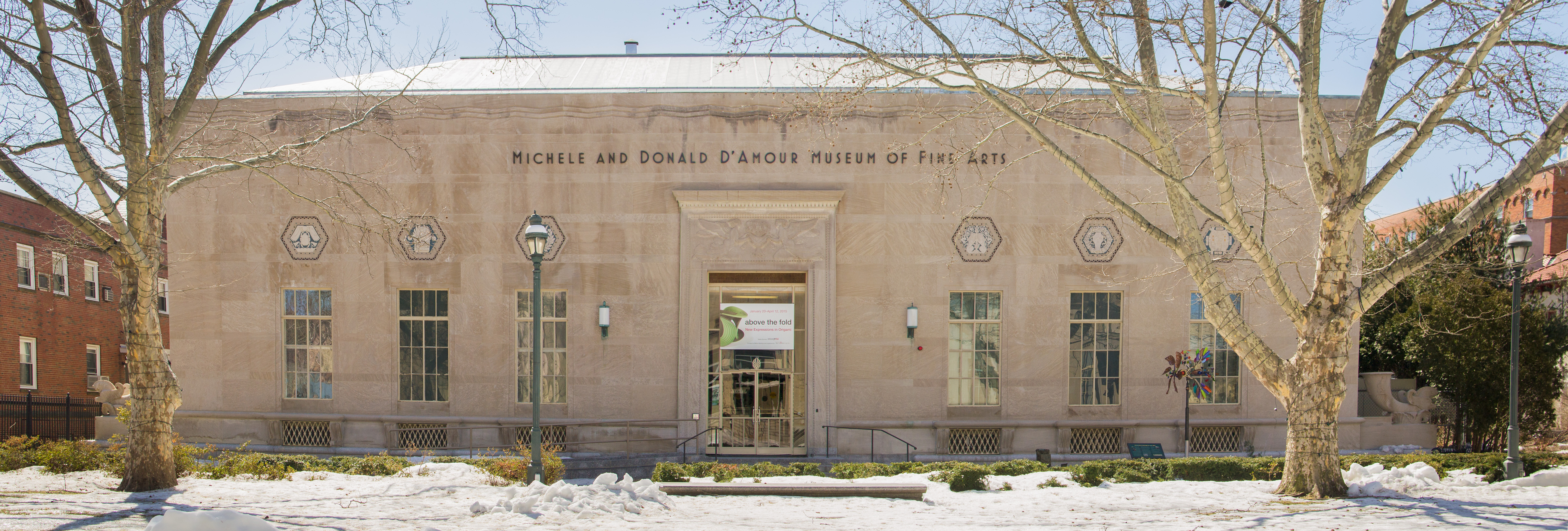 The Michele and Donald D'Amour Museum of Fine Arts