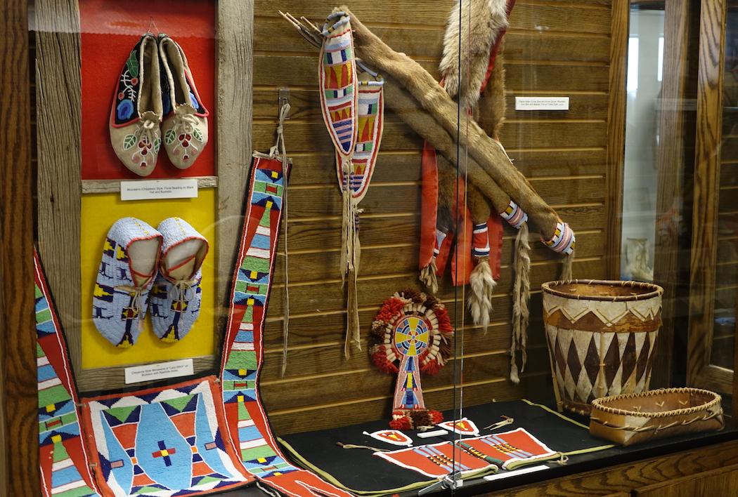 Native Americans exhibit