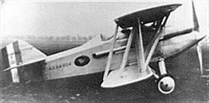 Curtis PW-8
