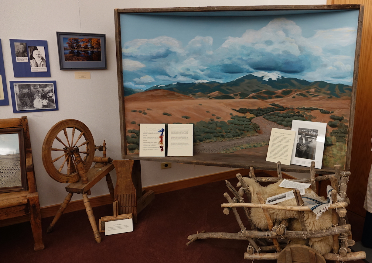 Rio Grande County Museum exhibits