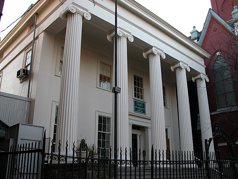 The Barrow Mansion