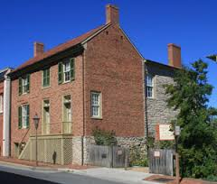 "Thomas ""Stonewall"" Jackson lived in this home with his second wife, Mary Anna Morrison. The couple lived here from 1858 until the start of the Civil War."