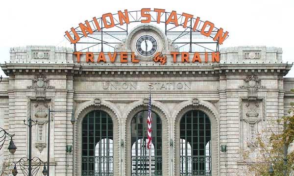 Union Station in LoDo