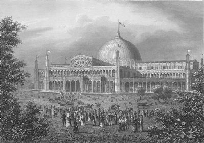 The Crystal Palace exterior (image from Bryant Park official website)