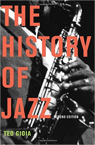 The History of Jazz, book
