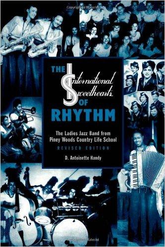 International Sweethearts of Rhythm, book