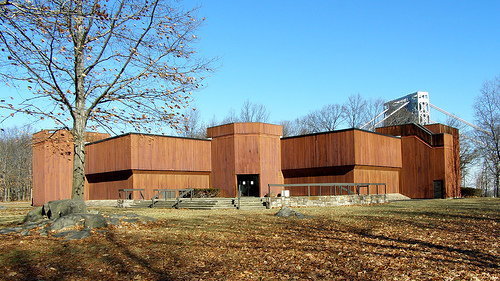 Fort Lee Historic Park and Visitor Center