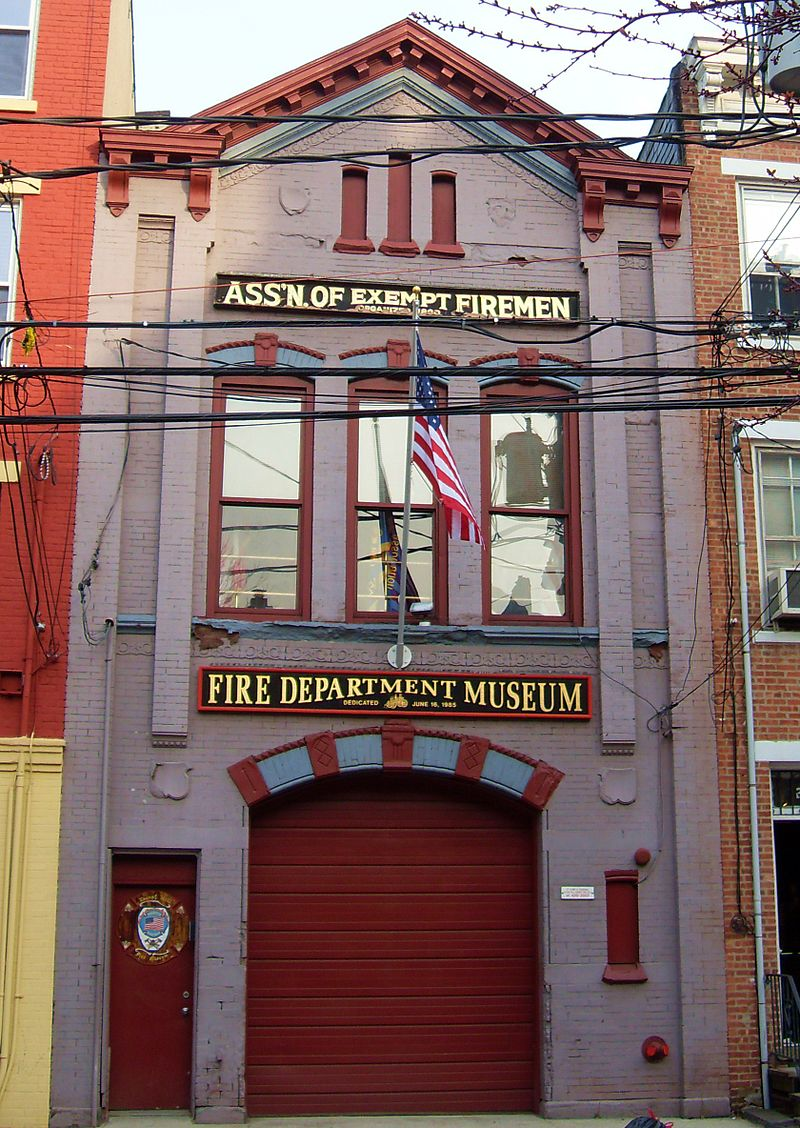 The Hoboken Fire Department Museum