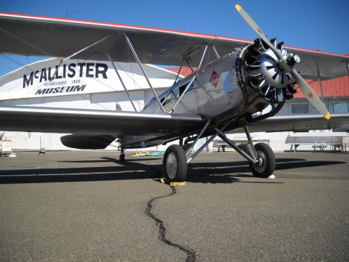 The McAllister Museum of Aviation