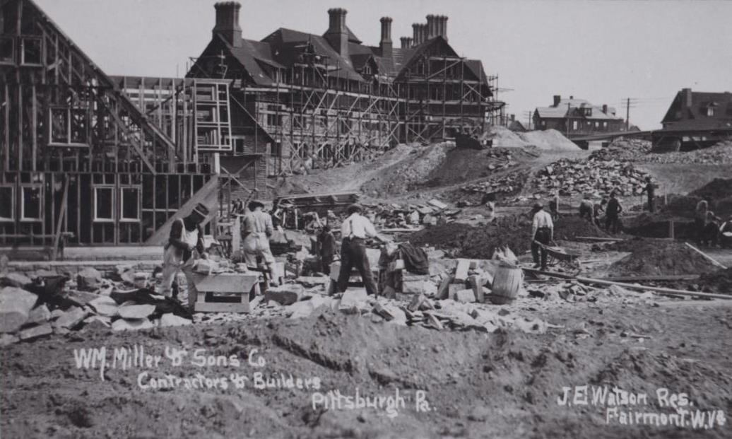 Construction of High Gate