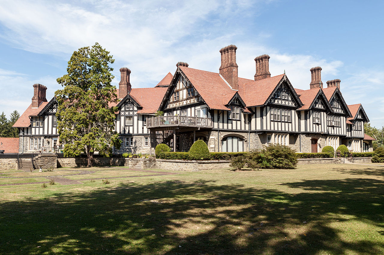 High Gate mansion