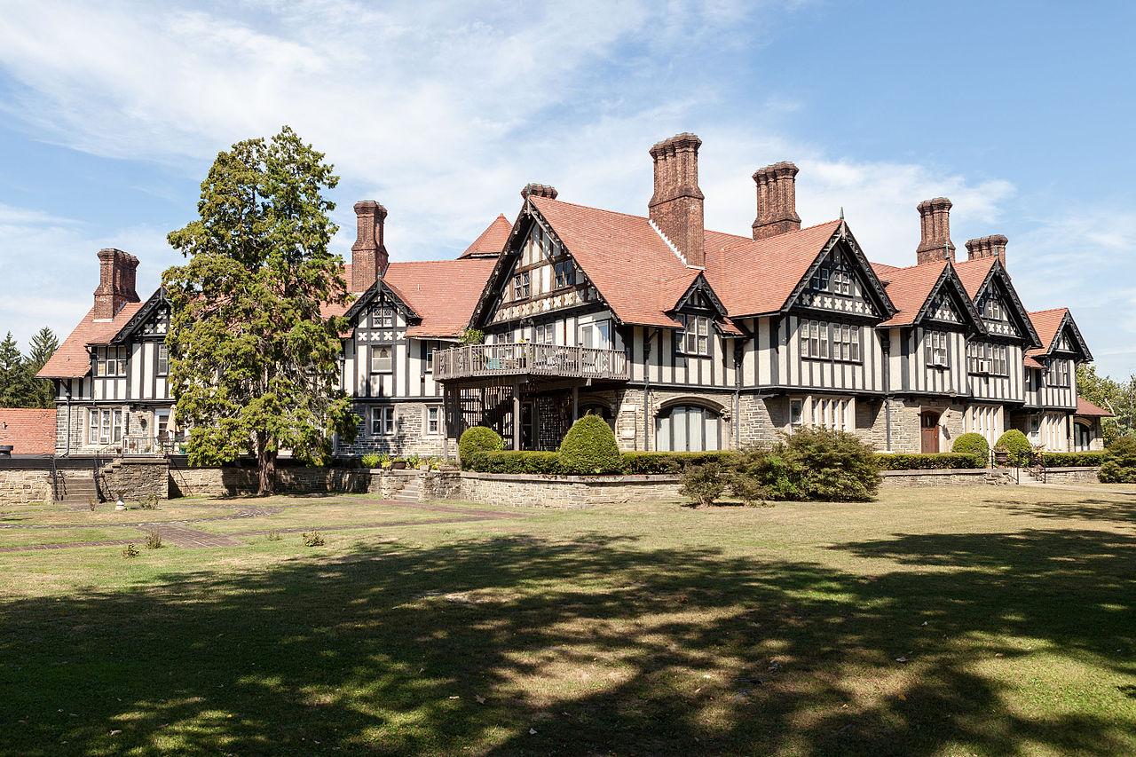 High Gate mansion