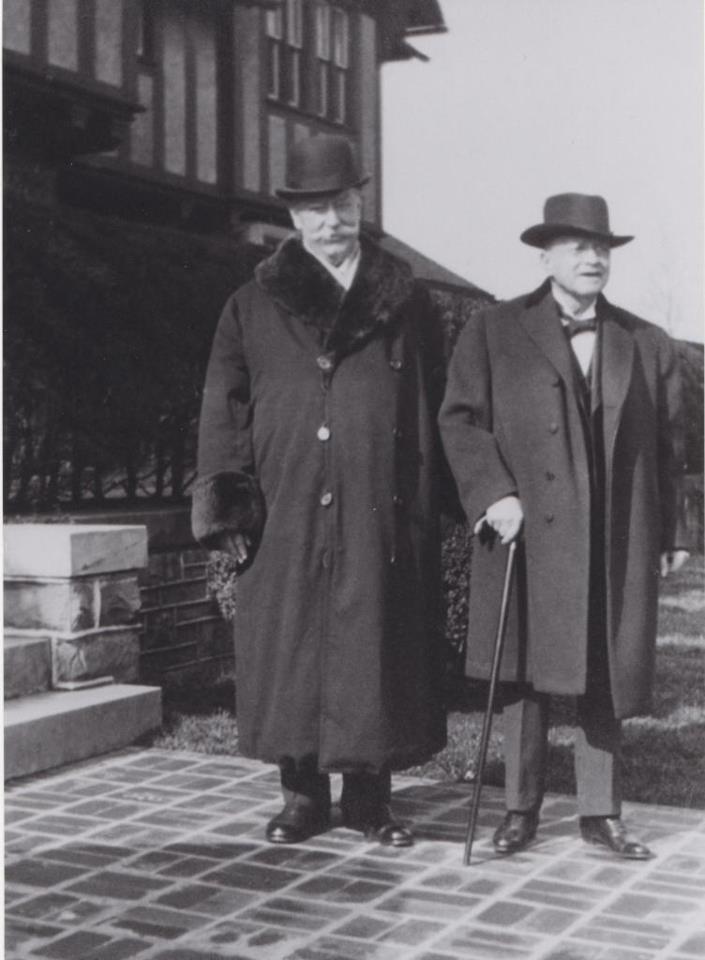 President Taft at High Gate