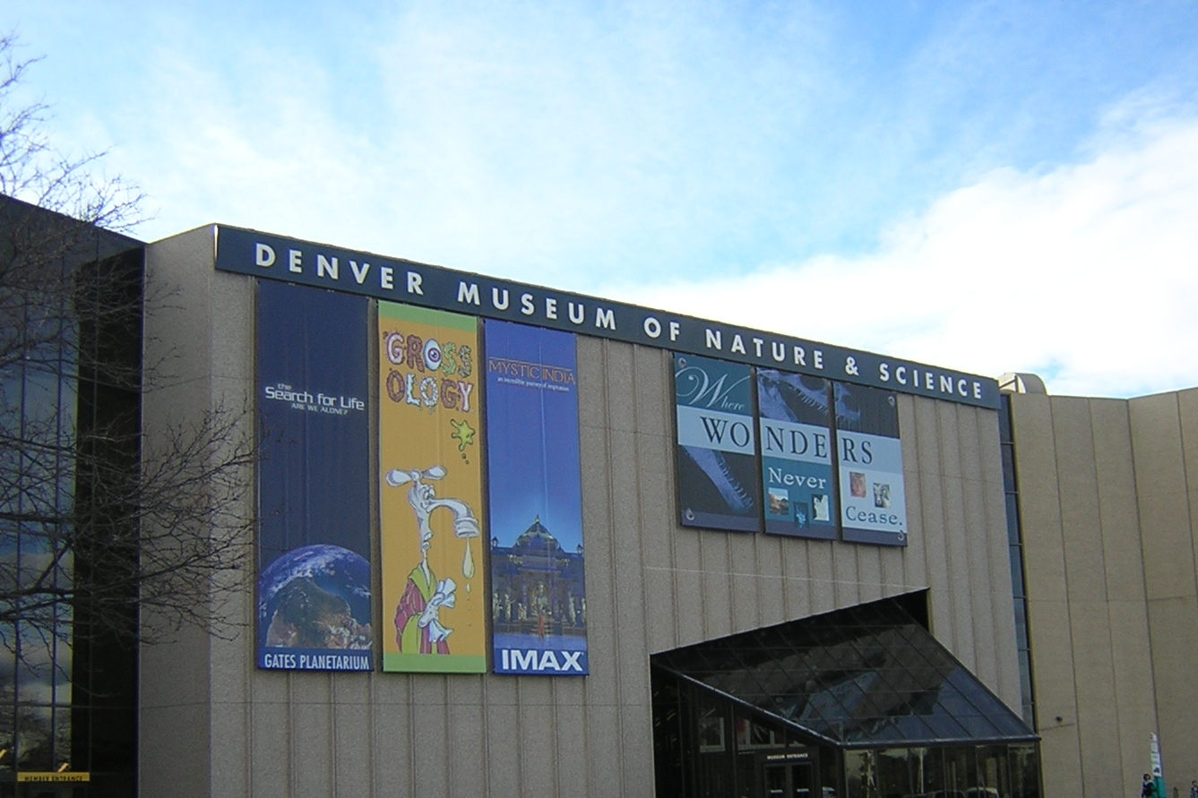 The Denver Museum of Nature and Science was established in 1900 and boasts a collection of more than one million items.