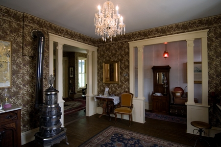 Inside Barney Ford's Victorian Home