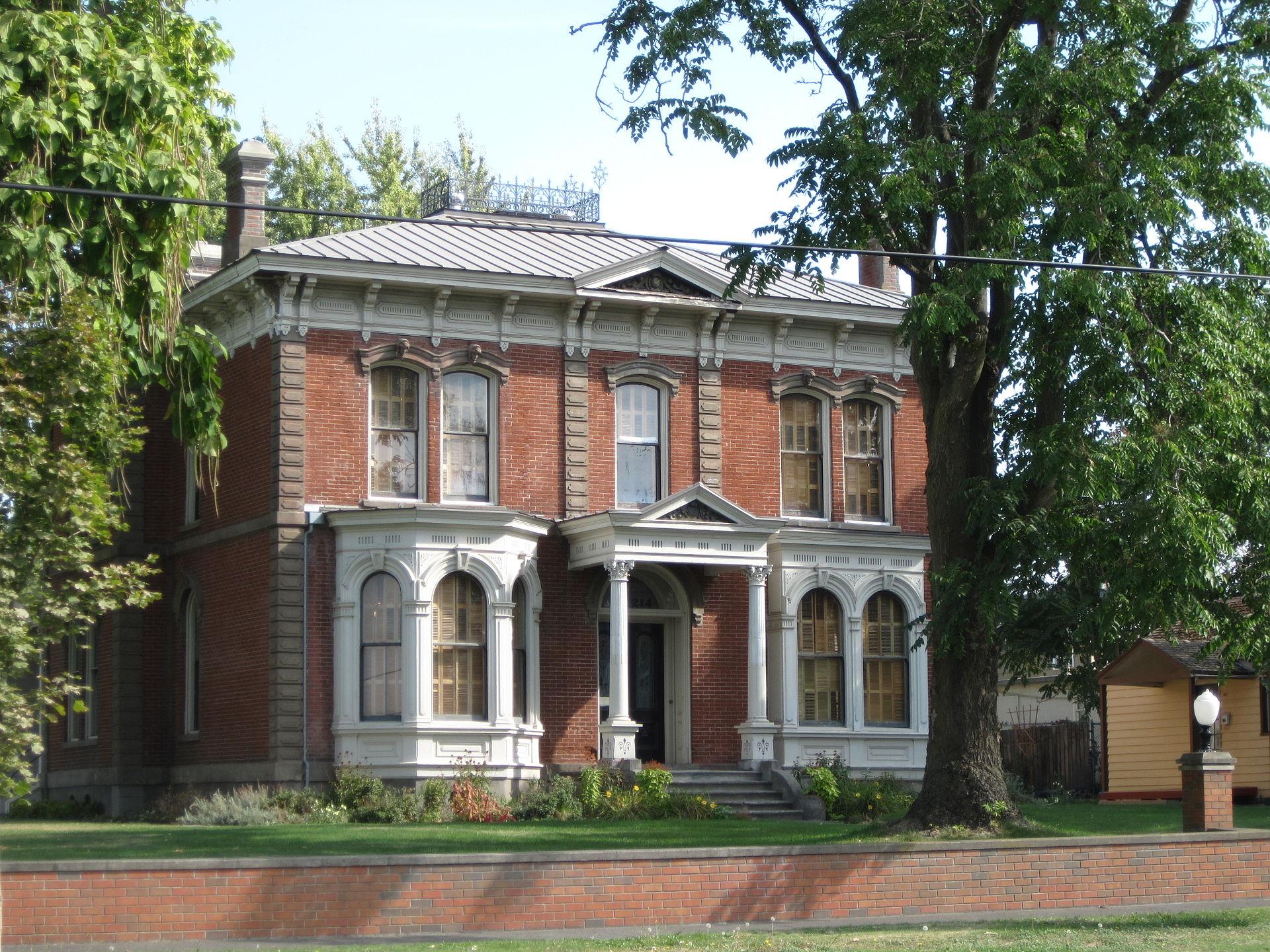 The Kirkman House