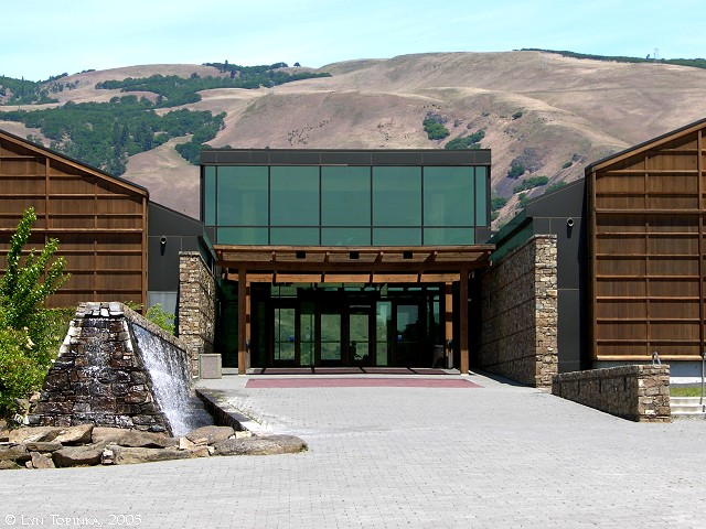 The Columbia Gorge Discovery Center & Museum