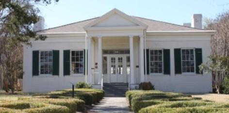 Curran Hall after rehabilitation, 2012 Courtesy of the Quapaw Quarter Association