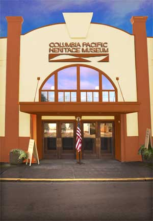 The Columbia Pacific Heritage Museum