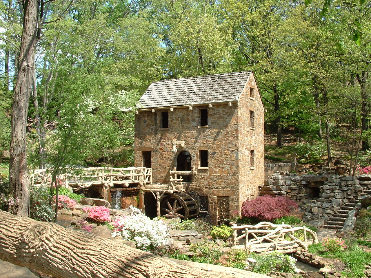 "The ""Old Mill"""