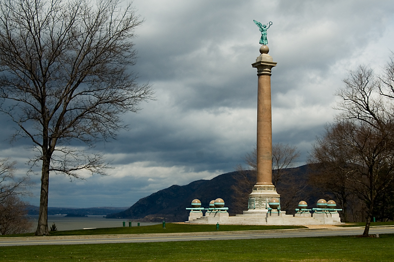 The Battle Monument at West Point