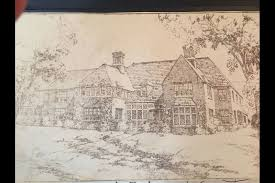 Original Briarwood Sketch