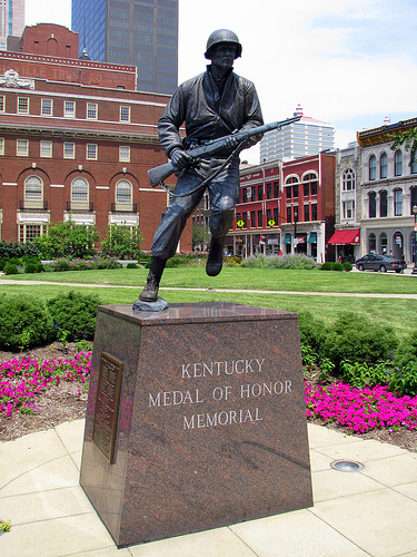 Kentucky Medal of Honor Memorial
