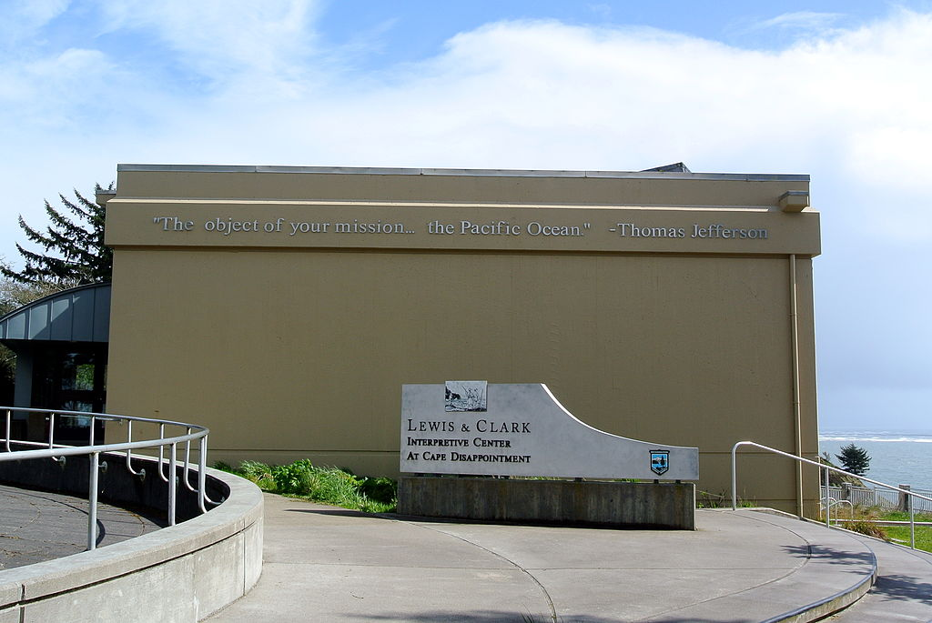 The Lewis & Clark Interpretive Center